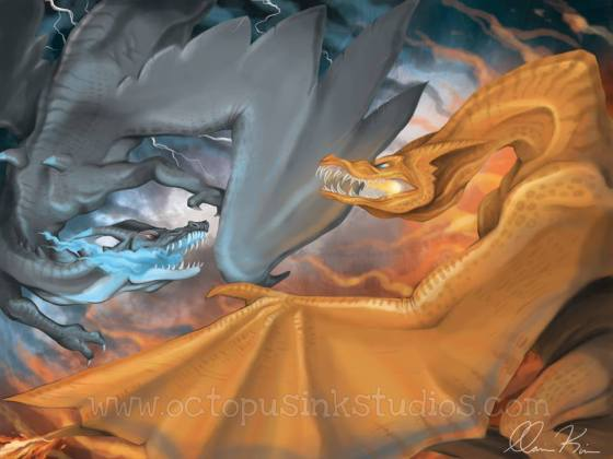 Charizard Battle