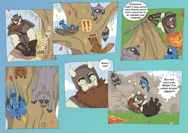 corry vs tree colored, pg 4