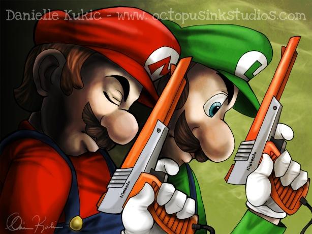 Mario: Boondock Saints