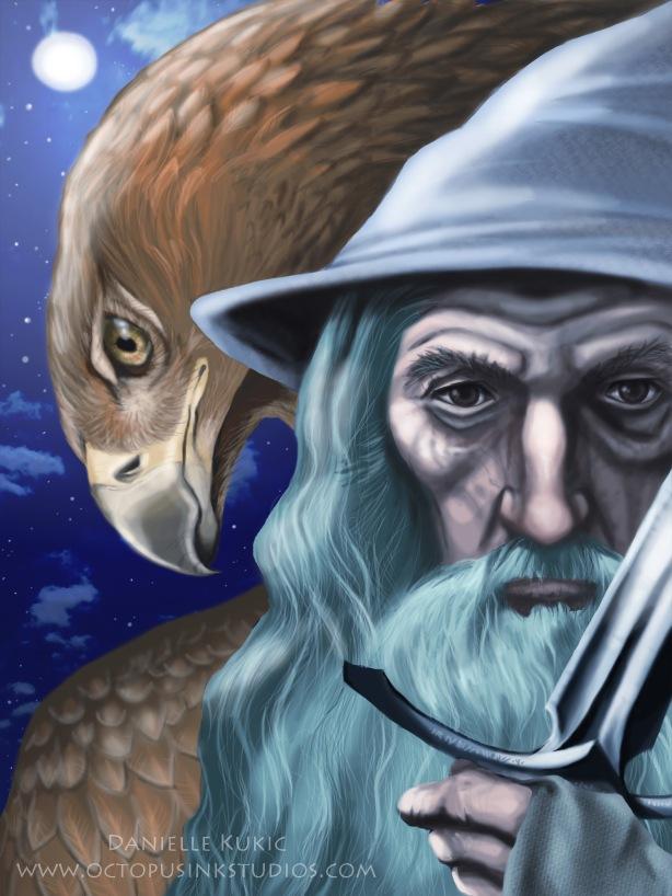 Gandalf Gwaihir