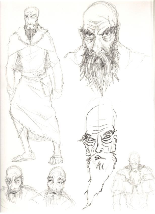 Solomon Concept-chararcters 3