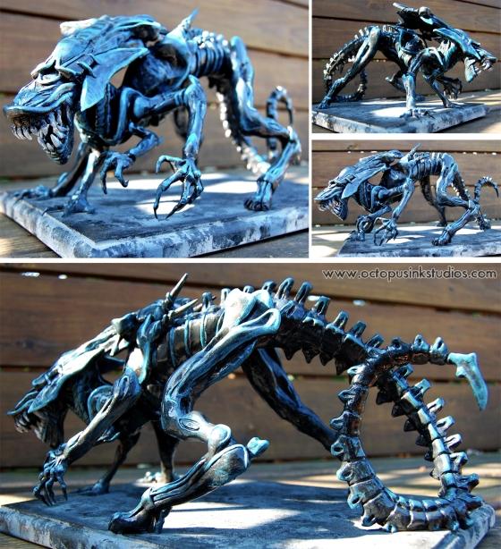 Xenomorph Alien Queen Sculpt
